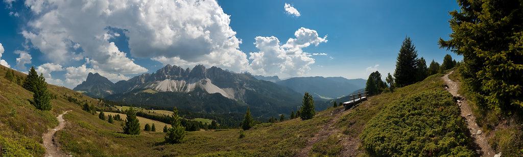 Geislergruppe, Südtirol II