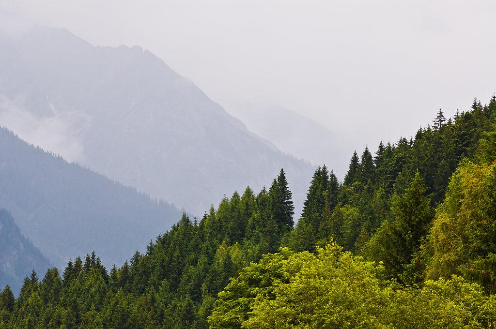 Berge, Leogang